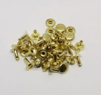 Single Cap - 9mm - Solid Brass
